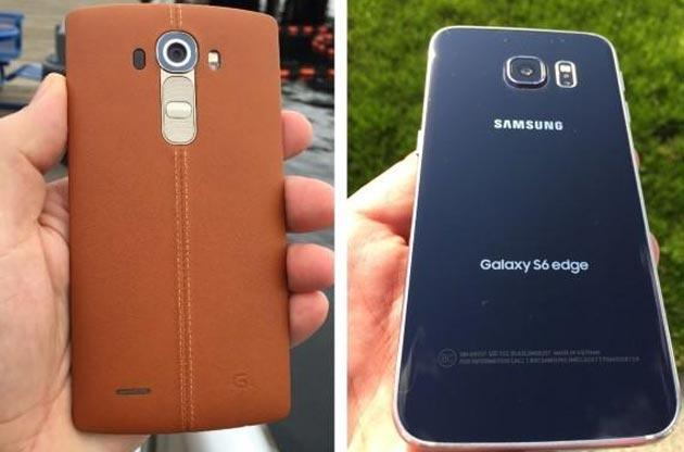 LG G4 migliore di Samsung Galaxy S6 per 7 ragioni