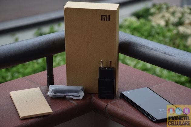 Xiaomi Mi Note Black, unboxing e prime impressioni