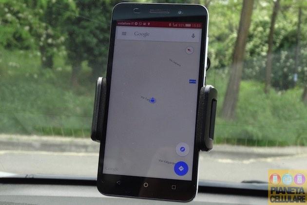 Recensione supporto Auto Aukey per Smartphone