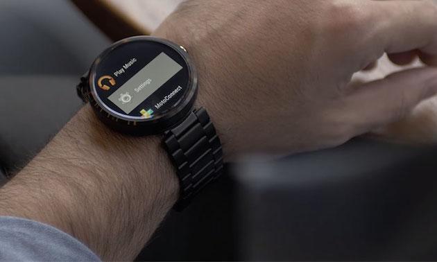 Aria, idea Italiana per controllare lo Smartwatch senza toccarlo