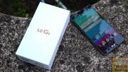 Foto Unboxing LG G4, Top di gamma Android con retro in pelle