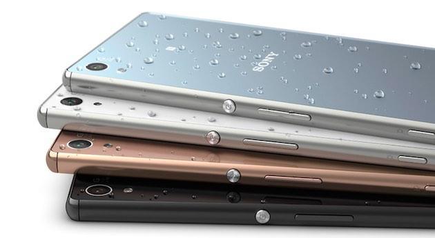 Sony svela per errore Nuovi Sony Xperia Z5, Z5 Premium e Z5 Compact