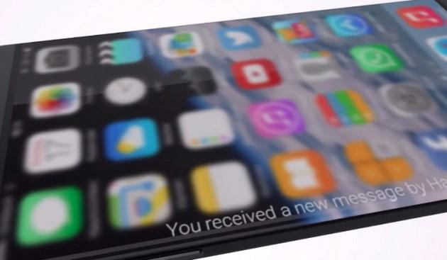 Apple iPhone 7: nuovo video concept con display curvo