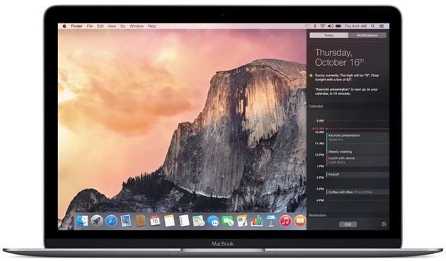 Apple Macbook Retina da 12 pollici non piace a tutti