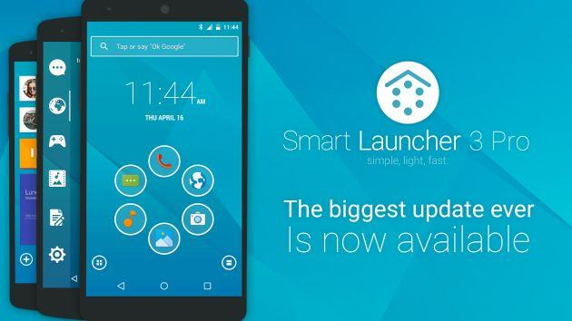 Smart Launcher 3 con Material Design e Intervista a Vincenzo Colucci
