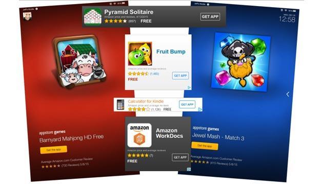 Amazon lancia piattaforma pubblicitaria per sviluppatori di App