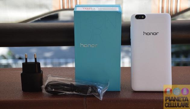 Recensione Honor 4X, Smartphone Android Dual Sim da 199 euro
