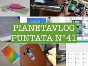 Foto PianetaVlog 41: LG G4, Galaxy Alpha Lollipop, Xiaomi Mi5, Oppo R7, Apple Watch, HTC M8 Sense 7