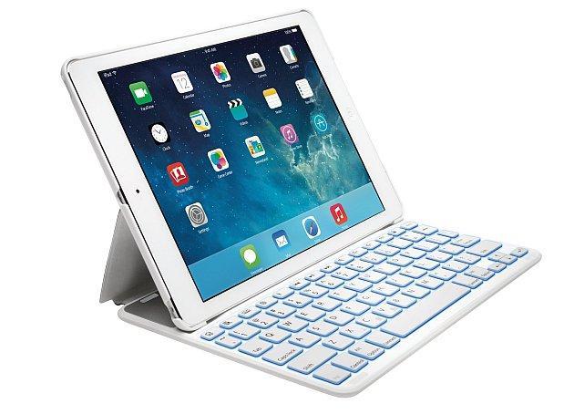 Custodie Smart per iPad Air 2: KeyFolio Thin X2 e KeyFolio Thin X3
