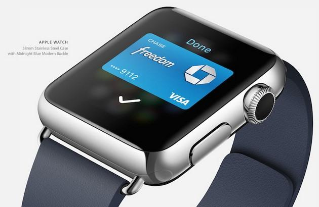 Foto Apple Watch: come si paga tramite Apple Pay