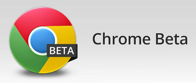 Chrome Beta per Android: disponibile la versione 44
