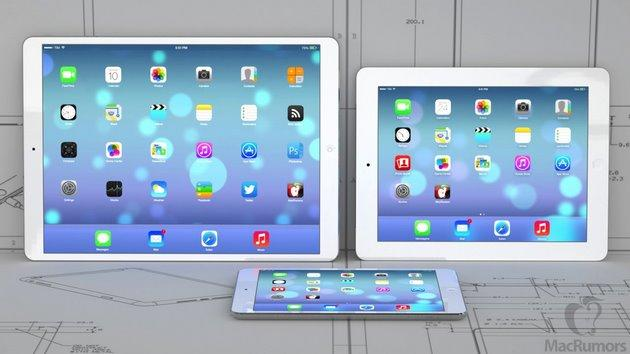 iOS 9 rivela Apple iPad Pro con Touch Predittivo e display da 12 pollici