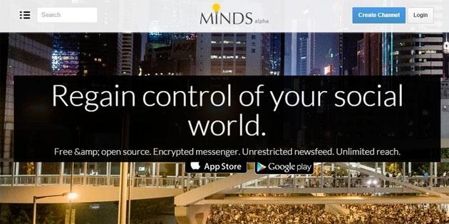 Minds, il social network criptato sostenuto da Anonymous