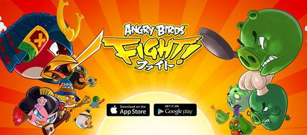 Angry Birds Fight, una frenetica battaglia di match3 tra pennuti