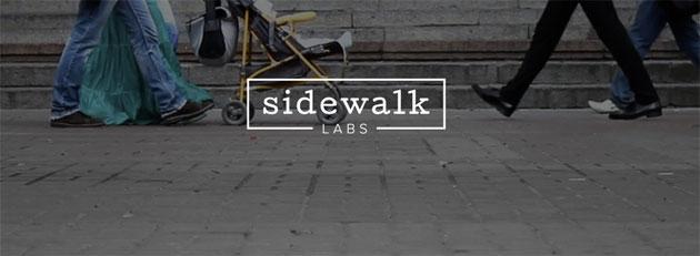 Sidewalk Labs: Progetto Google per Migliorare la Vita nella Citta'