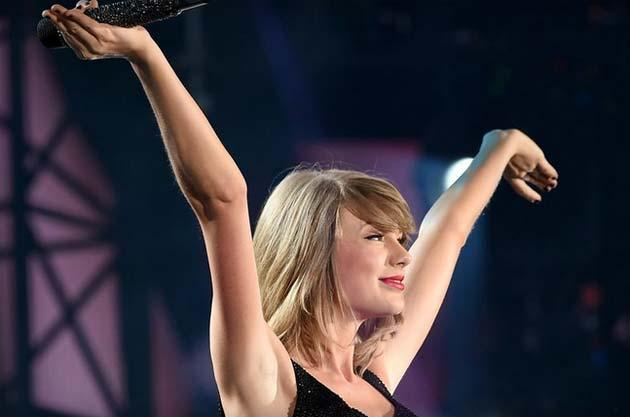 Taylor Swift a Apple: OK, '1989' su Apple Music
