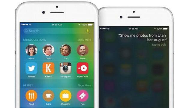 Apple iOS 9, Siri diventa Assistente Proattivo per sfidare Google Now