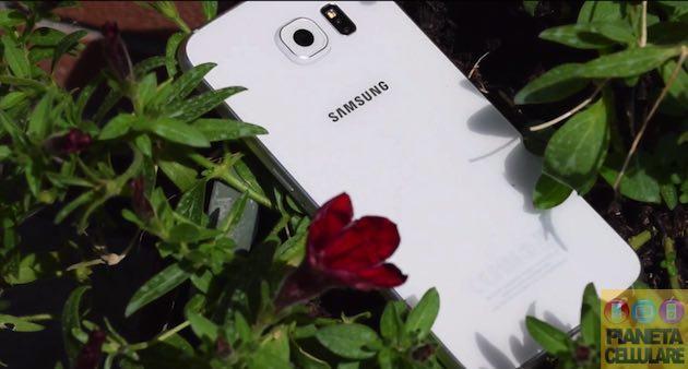 Recensione Samsung Galaxy S6 Flat