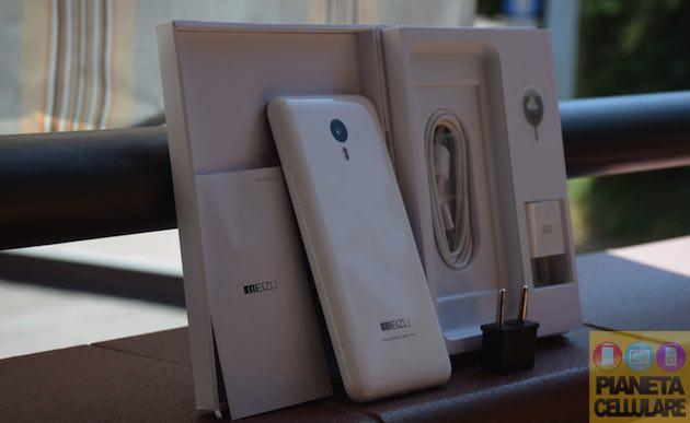 Unboxing Meizu M2 Note, ottimo Smartphone Dual Sim economico