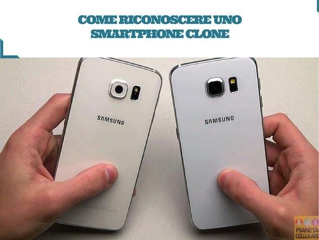 Smartphone Cloni, come riconoscerli ed evitare la truffa
