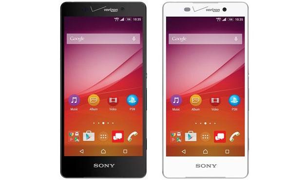 Sony svela Xperia Z4v con schermo QHD e ricarica wireless