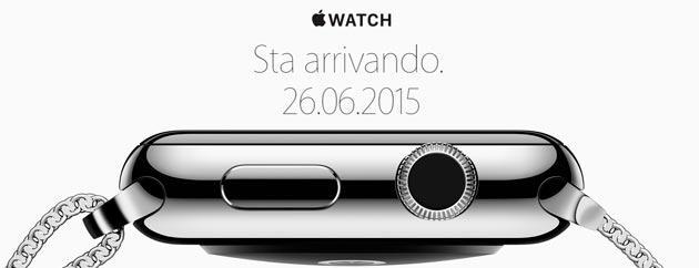 Apple Watch in Italia dal prezzo esagerato di 419 euro