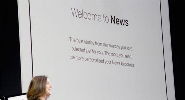 Apple News, nuova app che aggrega notizie su iOS