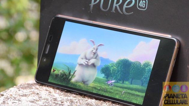Recensione Wiko Highway Pure, lo Smartphone piu' sottile del mondo