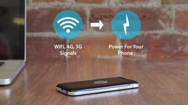 Nikola Labs Phone Case: Un case che recupera energia dal tuo Galaxy S6 o iPhone 6