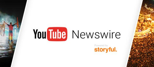 YouTube Newswire: Le Video Notizie su Youtube