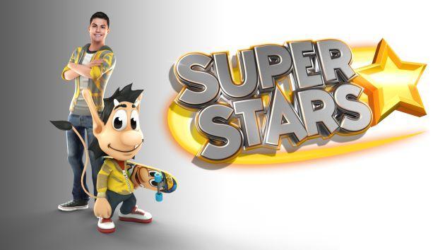 Cristiano Ronaldo e il troll Hugo insieme in Superstar Skaters