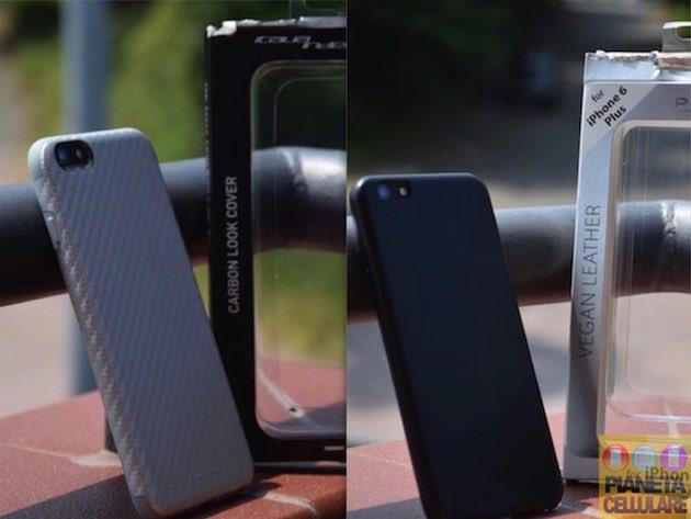Recensione cover Puro Carbon e Vegan per Apple iPhone 6 e 6 Plus