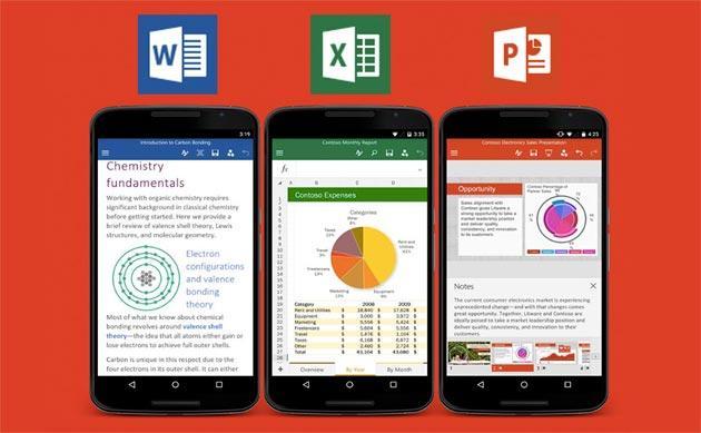 Microsoft termina supporto delle app Office per Windows 10 Mobile