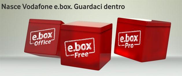 Vodafone E-Box, la nuova offerta per Partita IVA