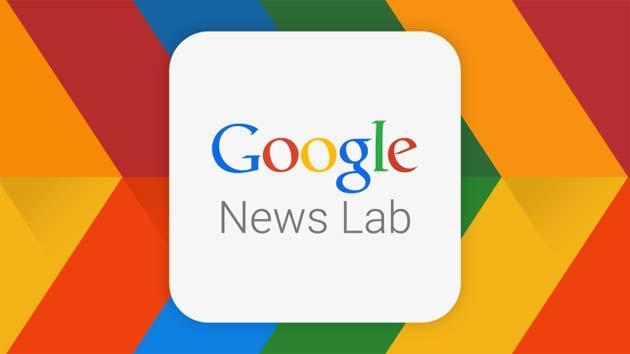 Google lancia News Lab, il nuovo portale per giornalisti