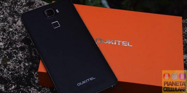 Recensione Oukitel U8, Smartphone Android 5.1 con Touch ID Low Cost