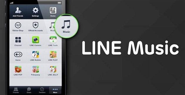 Line Music, lo streaming musicale che sfida Spotify e Apple Music