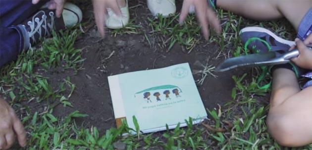 Il libro che si pianta e diventa Albero debutta in Argentina