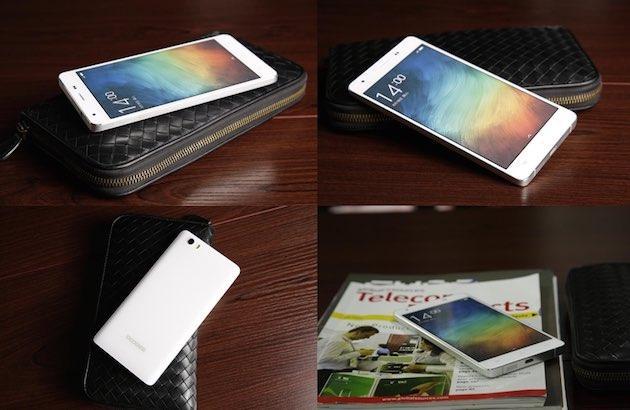Doogee S6000, ecco il clone di Xiaomi Mi Note con batteria da 6000 mAh