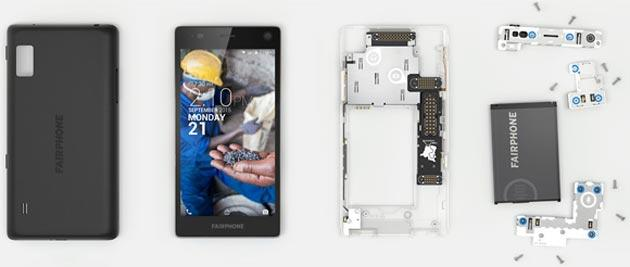 Fairphone 2, telefono smontabile e etico