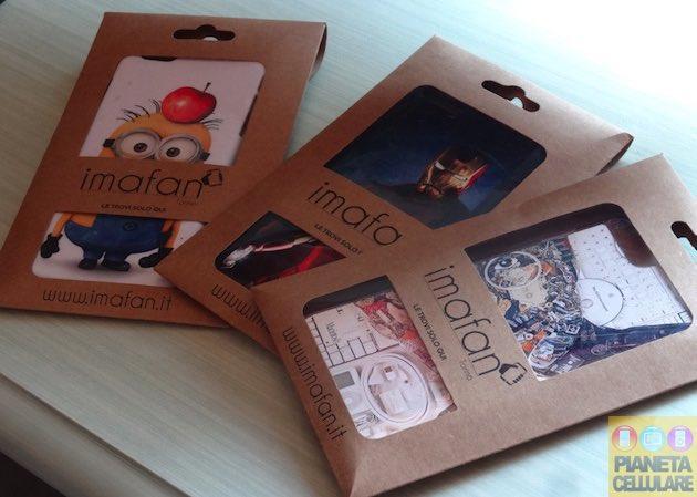 Cover Personalizzate: Recensione Custodine prodotte e vendute da Imafan