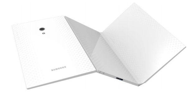 Samsung brevetta un tablet pieghevole