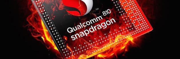 Avvertenze per la temperatura di Smartphone Snapdragon 810 in Giappone