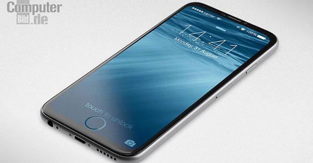 iPhone, Apple potrebbe integrare tasto Home nel display grazie a Synaptics