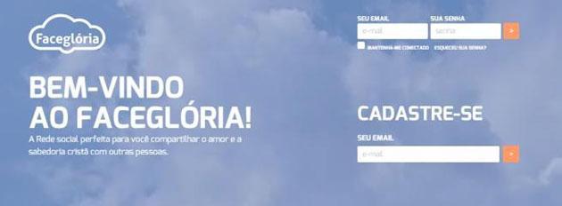 FaceGloria, nuovo social network per fedeli evangelici