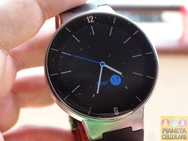 Recensione Alcatel OneTouch Watch, Smartwatch Low Cost per Android ed IOS