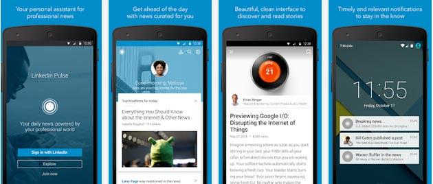 LinkedIn rinnova Pulse, la sua app di Notizie