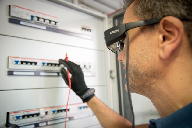 Moverio Pro BT2000: gli Smartglass Professionali di Epson
