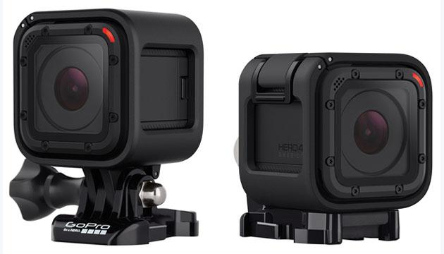 GoPro HERO4 Session, piccola e performante Action Camera