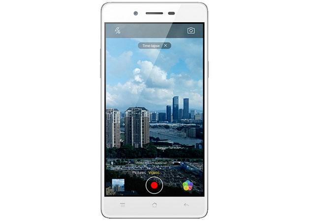 Oppo annuncia Mirror 5, smartphone Android 5.1 con telaio bimetallico